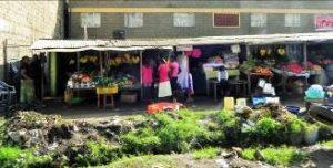 Kenya - Vermarktung auf dem Markt
